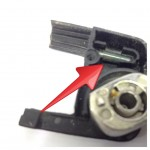 Volkswagen Immobilizer Key