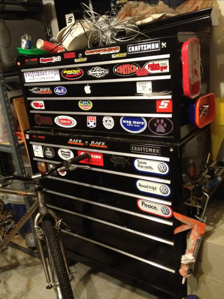 Auto Mechainc's Tool Box