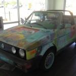 Volkswagen Cabriolet Luv A Dub