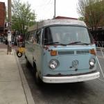 VW bus in Noda