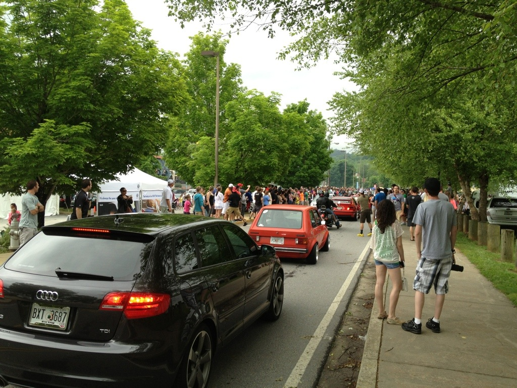 Worthersee Car Show