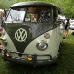 The nicest VW bus at Southern Worthersee