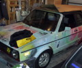 Cabby Update MK1 VR6 Project