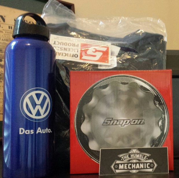 Thrusday Giveaway