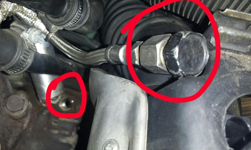 Failed VW Turbo