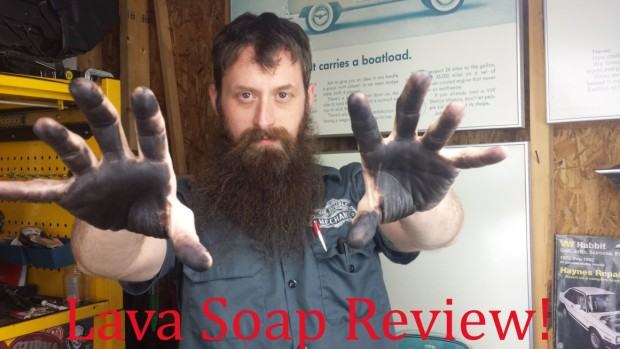 Lava Soap Giveaway on FACEBOOK!
