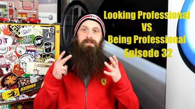Looking Professional VS Being Professional~Episode 32