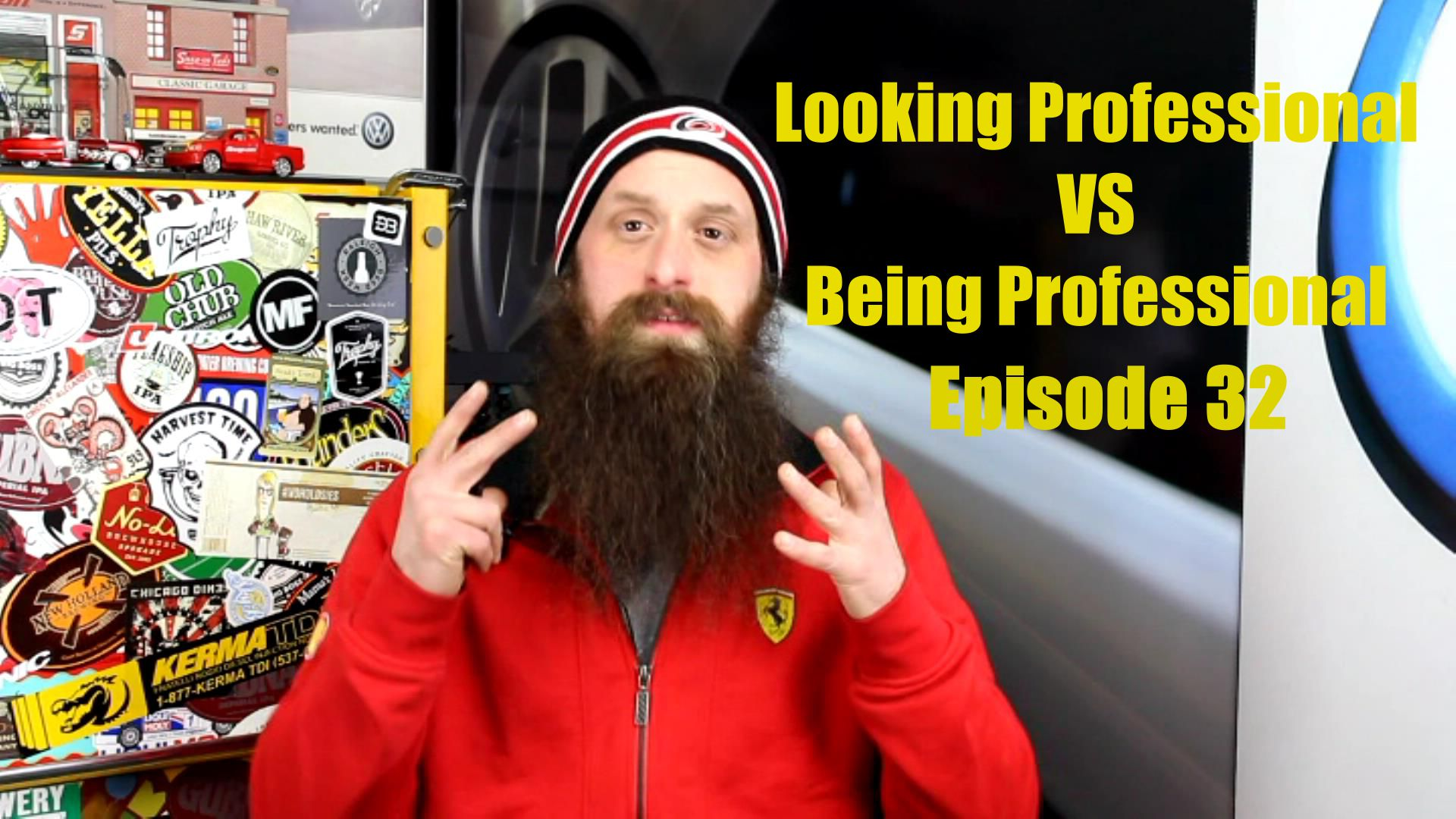 looking professional vs being professional~episode humble looking professional vs being professional~episode 32 humble mechanic