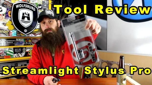 Streamlight Stylus Pro ~ Video Review