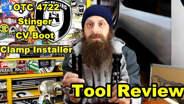 OTC 4722 CV Boot Clamp Installer Review ~ Video