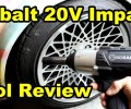 Kobalt 20V Impact Review ~ Video