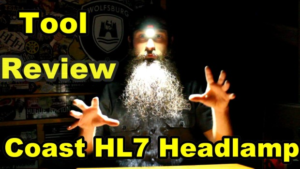 Coast HL7 Headlamp Review ~ Video