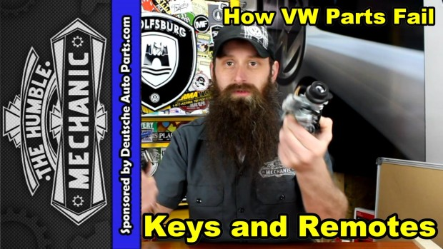 How VW Keys and Remotes Fail ~ Video