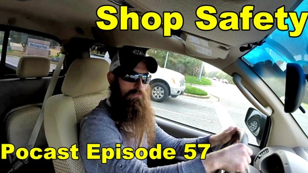 Shop and Technician Safety ~ Podcast Episode 57