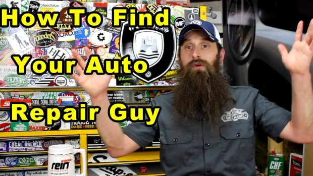 How To Find Your Auto Repair Guy ~ Episode 65