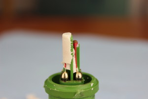 Failed Volkswagen Coolant sensor