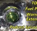 Volkswagen TDI Fuel Pump Warranty Extension ~ Podcast Episode 79