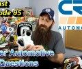 Viewer Automotive Questions Answered ~ Podcast Episode 95