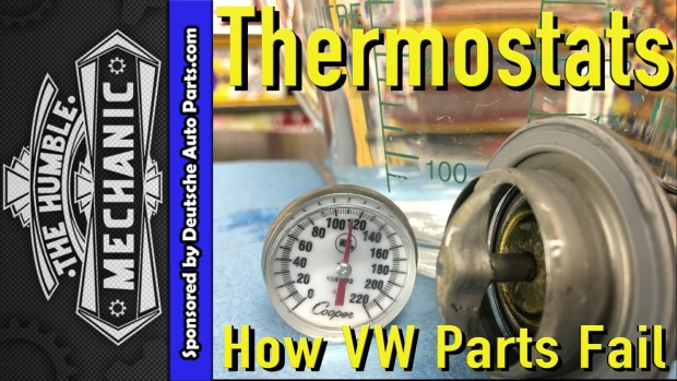 How VW Parts Fail ~ 2.0t BPY Thermostat