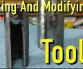 Making And Modifying Custom Tools