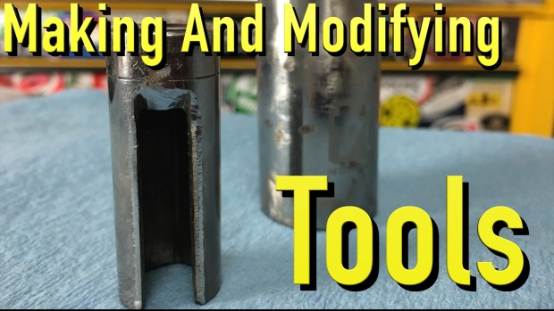 Making And Modifying Custom Tools