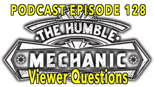 Viewer Automotive Questions ~ Podcast Episode 128