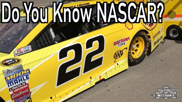 Do You Know NASCAR and Engine Oil?