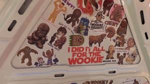Wookies In The Woods