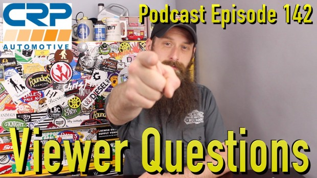 Viewer Automotive Questions ~ Podcast Episode 142