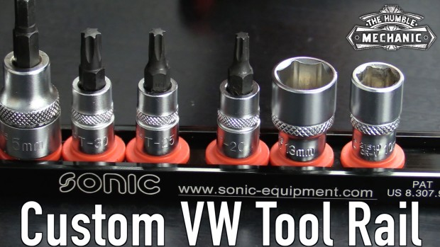 Custom VW Tool Set, Sonic Tools