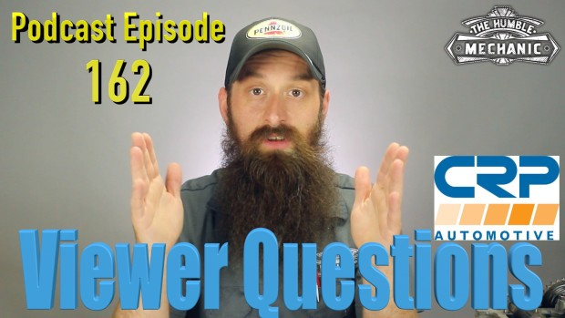 Viewer Automotive Questions ~ Podcast Episode 162