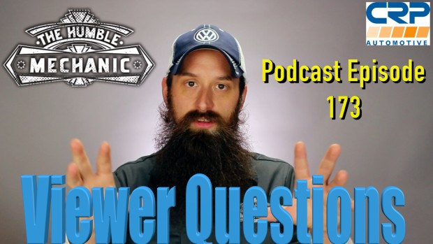 Viewer Automotive Questions ~ Podcast Episode 173