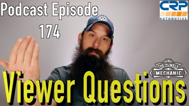 Viewer Automotive Questions ~ Podcast Episode 174
