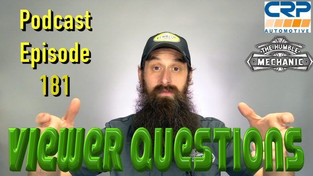 Viewer Automotive Questions ~ Podcast Episode 182