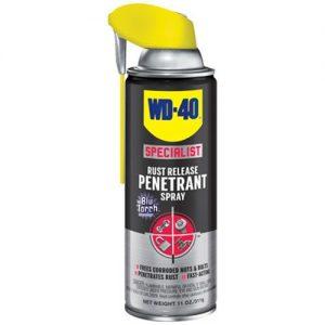 Best Rust penetrating oil