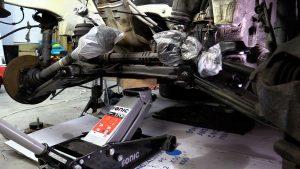 MK3 suspension