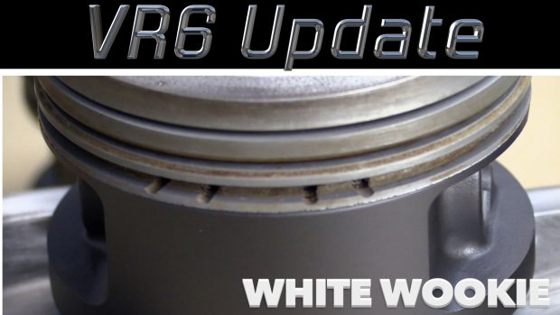 VR6 Engine Update ~ White Wookie