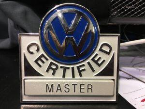 Volkswagen technician