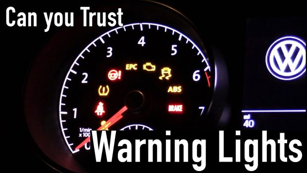 Can You Trust a Cars Warning Lights?