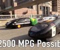 Could YOU Build a 2500MPG Car?