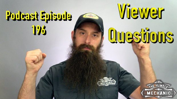 Viewer Automotive Questions ~ Podcast Episode 196