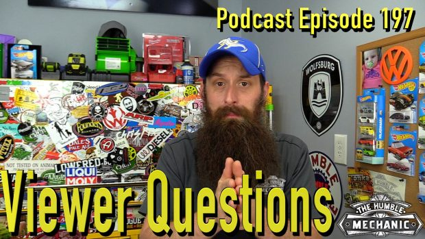 Viewer Automotive Questions ~ Podcast Episode 197