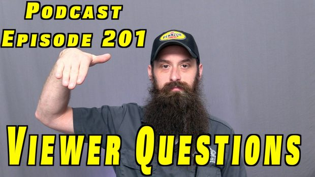 Viewer Car Questions ~ Podcast Episode 201