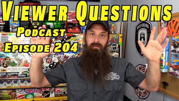 Viewer Car Questions ~ Podcast Episode 204