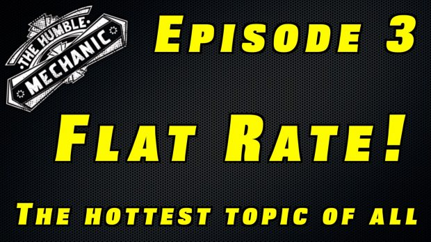 What Is Flat Rate ~ Podcast Episode 3