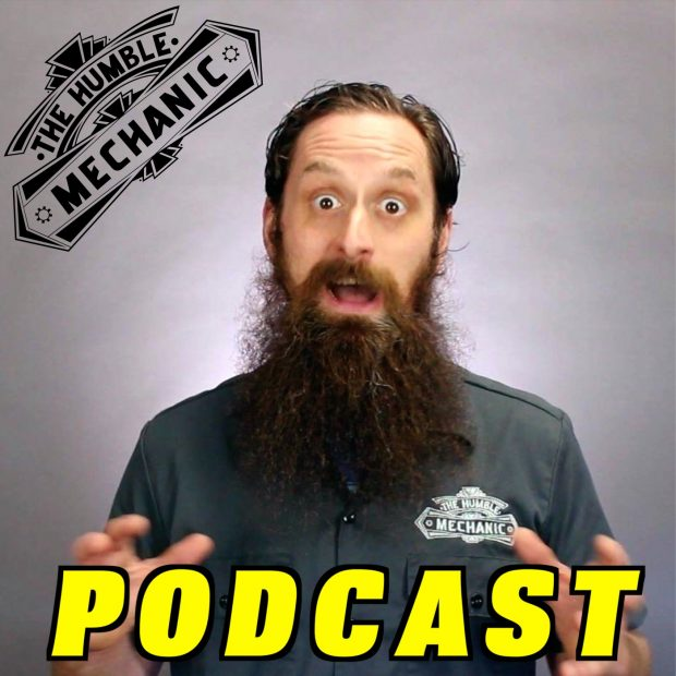 FINALLY The Audio Only Humble Mechanic Podcast
