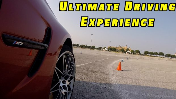 BMW Ultimate Driving Experience ~ AWESOME