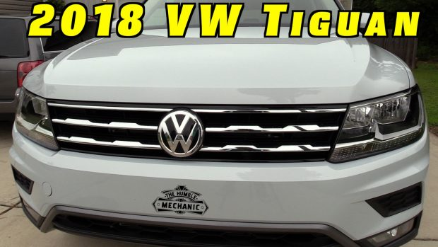 2018 Tiguan ~ The Good, The Bad, and The Rest