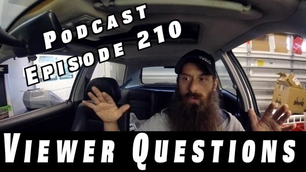 Viewer Car Questions ~ Podcast Episode 210