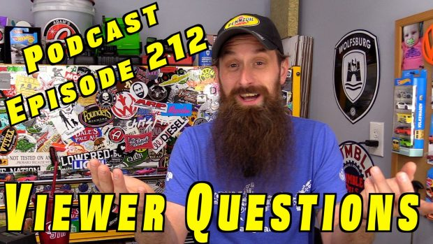 Viewer Car Questions ~ Podcast Episode 212
